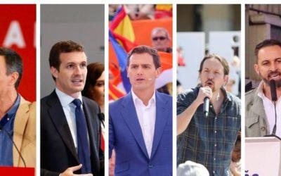 ¿Te gustaría que los partidos políticos no te enviaran SPAM a tu móvil y correo en esta campaña electoral?