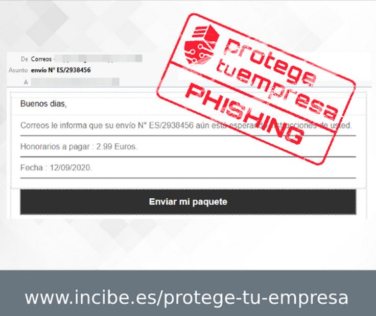 Protégete del Phishing